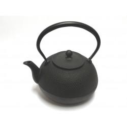 teiera in ghisa - 1,6 l. nero