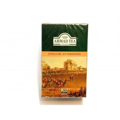 AHMAD - ENGLISH AFTERNOON x 20 filtri