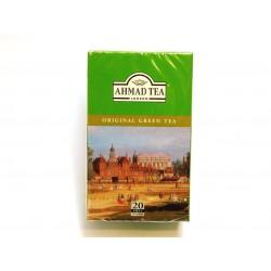 AHMAD - GREEN x 20 filtri